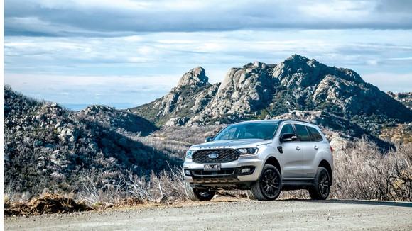 Những mẹo off-road giúp bạn chinh phục mọi địa hình cùng Ford Everest