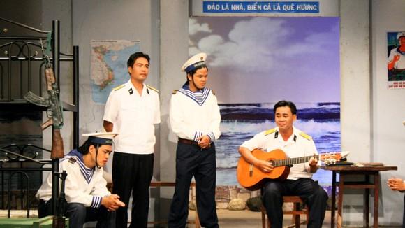 Vở kịch Hoa phong ba với đề tài về biển đảo