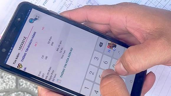 Ứng dụng hỗ trợ quản lý công tác chăm sóc khách hàng  trên thiết bị di động của Công ty Cấp nước Phú Hòa Tân  giúp thực hiện các phần việc nhanh chóng