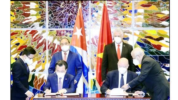 Đưa quan hệ Việt Nam - Cuba lên tầm cao mới ảnh 1
