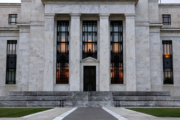 The Federal Reserve's new repo facility for foreign central banks will be available beginning April 6 for at least six months. PHOTO: PATRICK SEMANSKY/ASSOCIATED PRESS