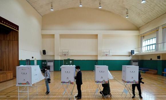 Hôm nay (15/4), Hàn Quốc tiến hành tổng tuyển cử bầu ra Quốc hội mới