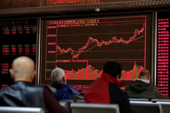 Nhà đầu tư hoảng loạn bán tháo cổ phiếu Trung Quốc do lo ngại căng thẳng với Mỹ