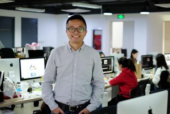 Wei Xing, người sáng lập China Fact Check. Ảnh: Handout