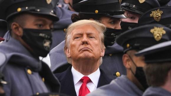 Tổng thống Trump.