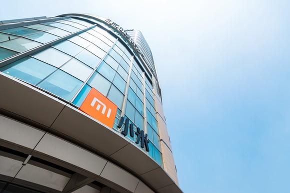 Trụ sở chính tại Bắc Kinh của Xiaomi Inc. Ảnh: VCG
