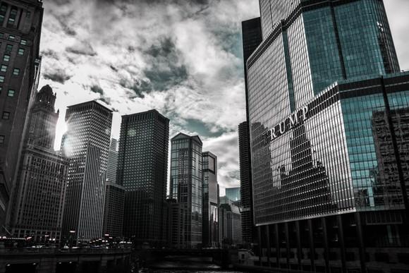 Tòa tháp Trump, Đại lộ số 5, New York, Mỹ