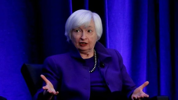 Janet Yellen, US Treasury secretary: 'Competitiveness is about more than how US-headquartered companies fare against other companies in global merger and acquisition bids' © Reuters