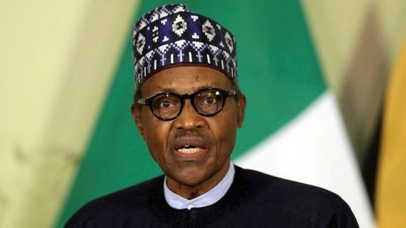 Tổng thống Muhammadu Buhari © REUTERS