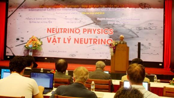 Thành lập Nhóm Vật lý Neutrino Việt Nam ảnh 1
