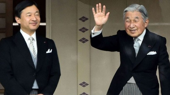Nội các Nhật Bản thông qua thời điểm Nhật hoàng thoái vị ảnh 1