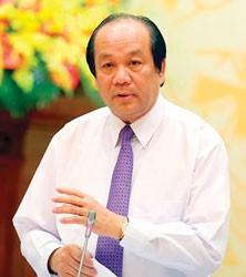 Bộ trưởng - Chủ nhiệm Văn phòng Chính phủ Mai Tiến Dũng: Khắc phục tồn tại, phát huy động lực  ảnh 1