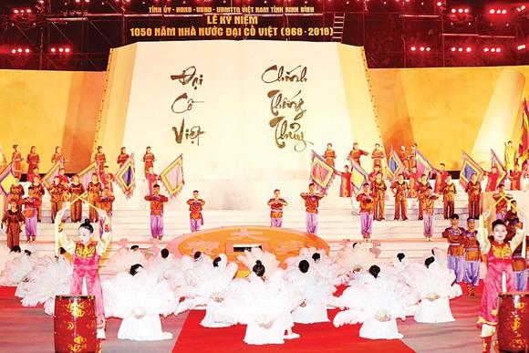 Nhà nước Đại Cồ Việt: Kết tinh, hội tụ của ý chí tự lực, tự cường, của hồn thiêng sông núi ảnh 2