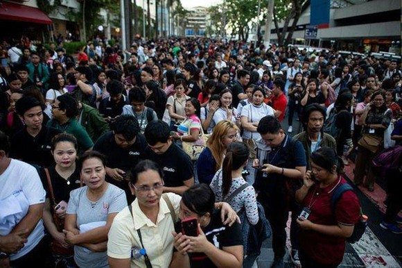 Động đất ở Philippines, 16 người thiệt mạng  ảnh 1