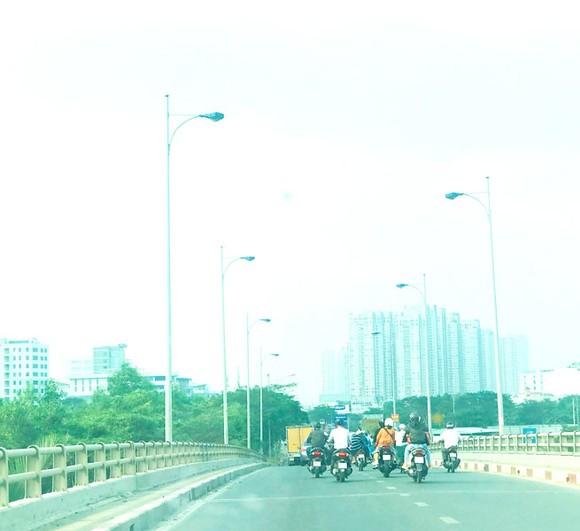 Thời gian qua, TPHCM đã có nhiều cố gắng cải thiện giao thông đô thị  Ảnh: HUY ANH