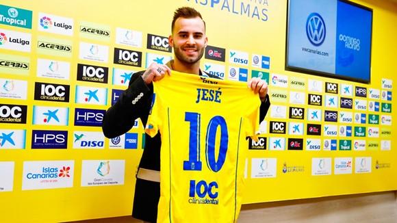 Jese là thảm họa ở Las Palmas.