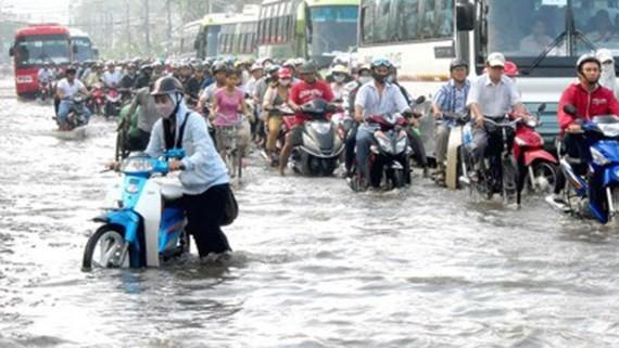 Cảnh báo lũ trên sông Đồng Nai và tổ hợp bất lợi khi triều cường ảnh 1