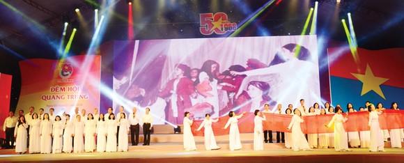 Tái hiện Đêm hội Quang Trung