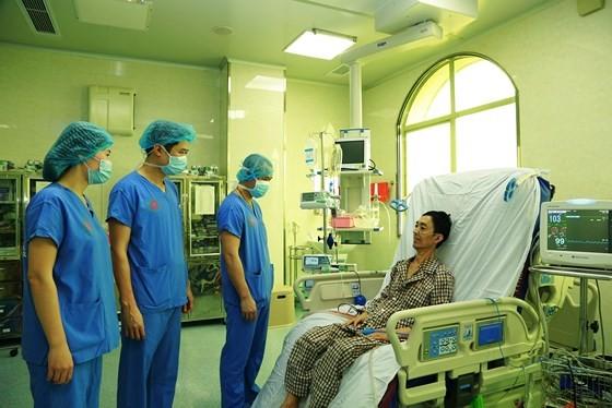 Việt Nam ghép phổi từ người cho chết não thành công: Kỳ tích lịch sử ảnh 1
