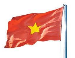 Treo cờ Tổ quốc dịp lễ 2-9
