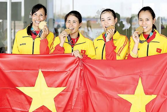 Thể thao Việt Nam: Bùng cháy khát vọng ảnh 2