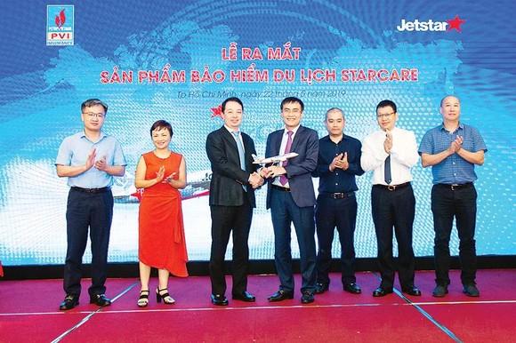 Bảo hiểm PVI và Jetstar Pacific Airlines hợp tác ra mắt sản phẩm Bảo hiểm Du lịchStarCARE