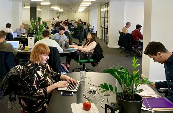 Tech Hub London (Trung tâm công nghệ mới London)