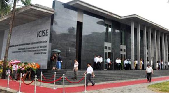 Hội nghị Từ trường trong vũ trụ 7 được tổ chức tại Trung tâm Quốc tế Khoa học và Giáo dục liên ngành