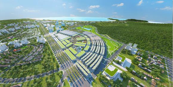 Nhơn Hội - Điểm đầu tư mới của bất động sản Duyên hải miền Trung ảnh 1