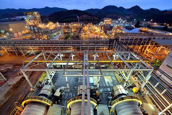 Dây chuyền nhà máy hiện đại của MSR
