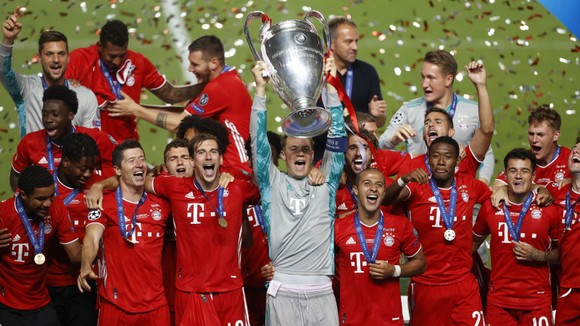 Hạ Paris Saint-Germain, Bayern Munich vô địch Champions League 2020 ảnh 9