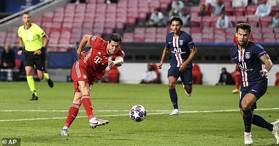 Hạ Paris Saint-Germain, Bayern Munich vô địch Champions League 2020 ảnh 1