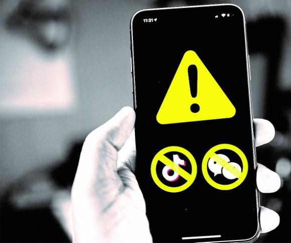 Kể từ 0 giờ ngày 20-9, các ứng dụng WeChat và TikTok của Trung Quốc chính thức bị cấm trong các gian hàng ứng dụng trực tuyến của Mỹ
