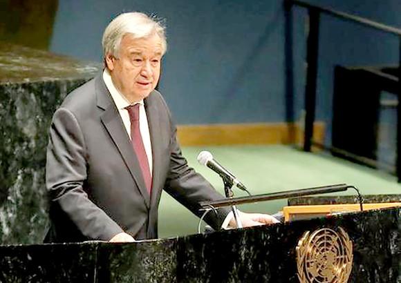 Thông điệp Việt Nam gửi tới Liên hiệp quốc: Tôn trọng độc lập, chủ quyền, toàn vẹn lãnh thổ của mỗi quốc gia ảnh 1