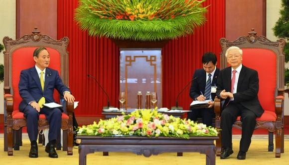 Phát triển toàn diện quan hệ đối tác chiến lược sâu rộng Nhật Bản - Việt Nam ảnh 1