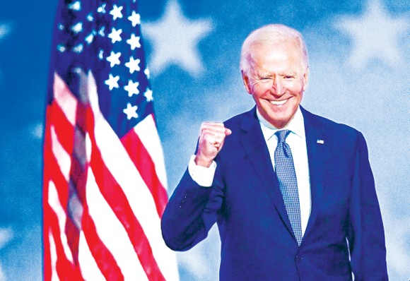 Ông Joe Biden đắc cử Tổng thống: Trang mới cho lịch sử nước Mỹ ảnh 1