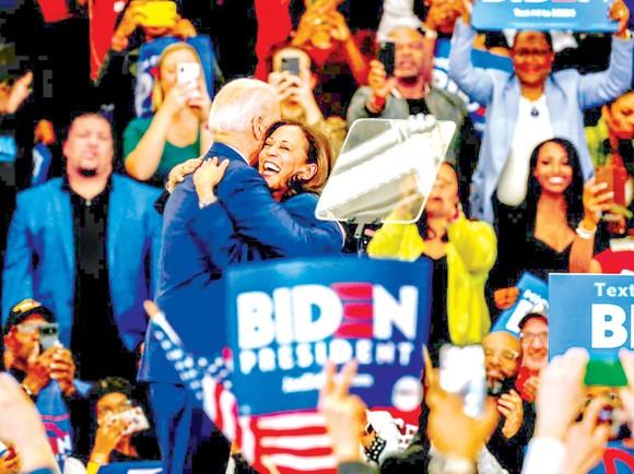 Ông Joe Biden đắc cử Tổng thống: Trang mới cho lịch sử nước Mỹ ảnh 2