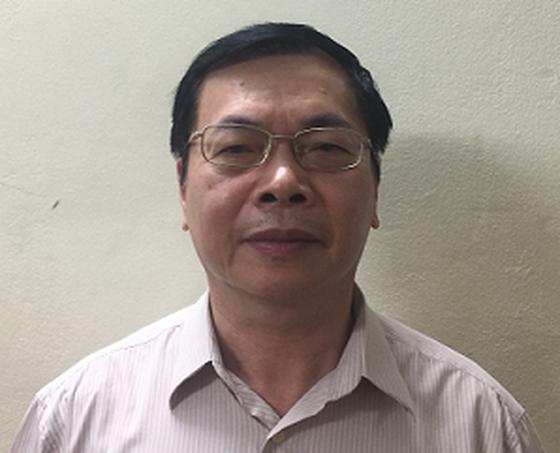Cựu Bộ trưởng Bộ Công thương Vũ Huy Hoàng