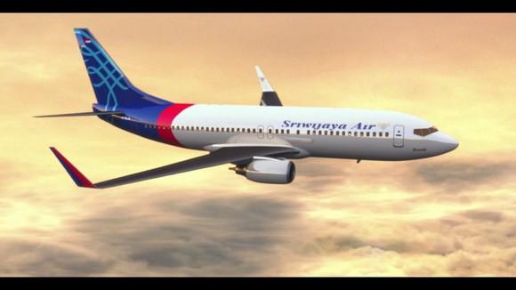 Máy bay của Hãng hàng không Sriwijaya Air. Ảnh minh họa