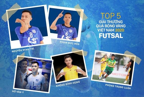 Văn Quyết, Huỳnh Như và Minh Trí đoạt Quả bóng Vàng Việt Nam 2020 ảnh 33