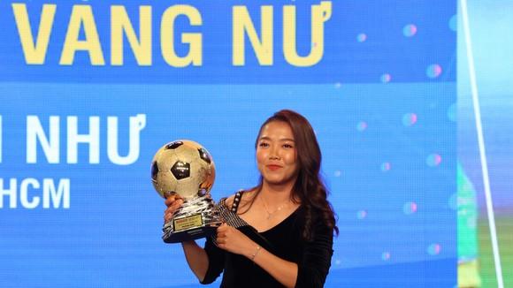 Văn Quyết, Huỳnh Như và Minh Trí đoạt Quả bóng Vàng Việt Nam 2020 ảnh 7
