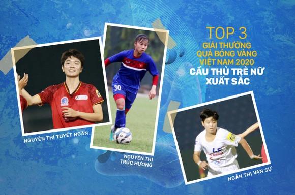 Văn Quyết, Huỳnh Như và Minh Trí đoạt Quả bóng Vàng Việt Nam 2020 ảnh 35
