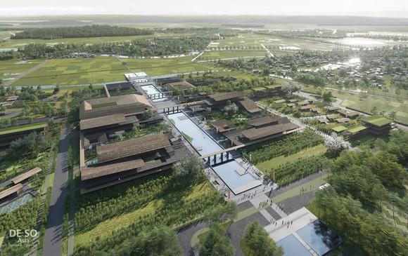 Công bố quy hoạch bảo tồn, tôn tạo và phát huy giá trị Khu lưu niệm Chủ tịch Hồ Chí Minh tại Nghệ An ảnh 6