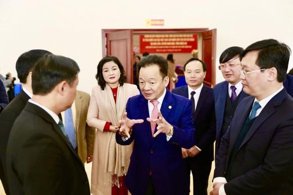 Công bố quy hoạch bảo tồn, tôn tạo và phát huy giá trị Khu lưu niệm Chủ tịch Hồ Chí Minh tại Nghệ An ảnh 1