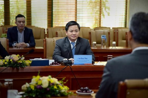 Đại sứ Đặc mệnh toàn quyền Nhật Bản thăm và làm việc tại VietinBank ảnh 1