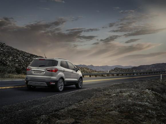 Ford EcoSport: Ngôn ngữ thiết kế thực dụng, mang đến trải nghiệm thân thiện với mọi gia đình ảnh 2