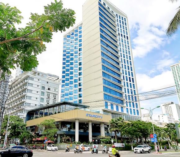 Dự án Starcity nằm trên đường Trần Phú, TP Nha Trang