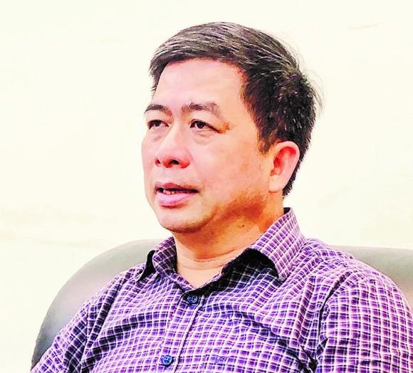 Ông Lại Hồng Thanh, Phó tổng Cục trưởng Tổng cục Địa chất và Khoáng sản (Bộ TN-MT)