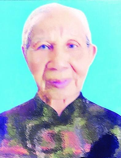 Bà mẹ Việt Nam Anh hùng Trần Thị Bảy từ trần