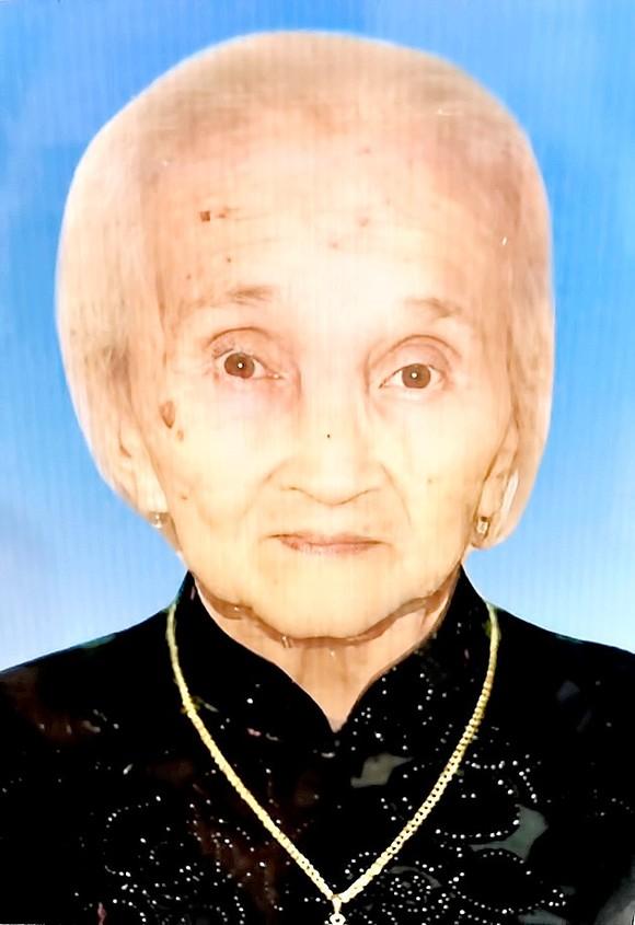 Bà mẹ Việt Nam anh hùng Dương Thị Thắng từ trần